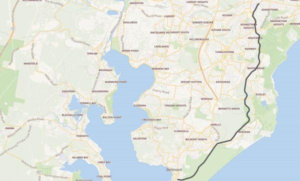 fernleigh map